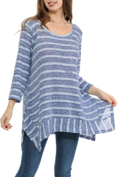 Shoptiques Product: Stripe Knit Tunic