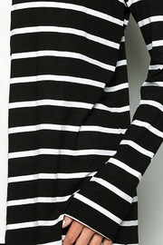 American Chic Stripe Long-Sleeve Cardigan - Other