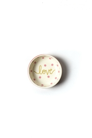 Coton Colors Stripe-Love Dipping Bowl - Front cropped