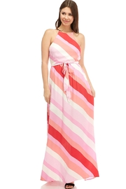 Do & Be Stripe Maxi Dress - Product Mini Image