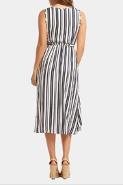 Tart Collections Stripe Midi Dress - Side cropped