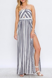 Flying Tomato Stripe Open Maxi - Product Mini Image