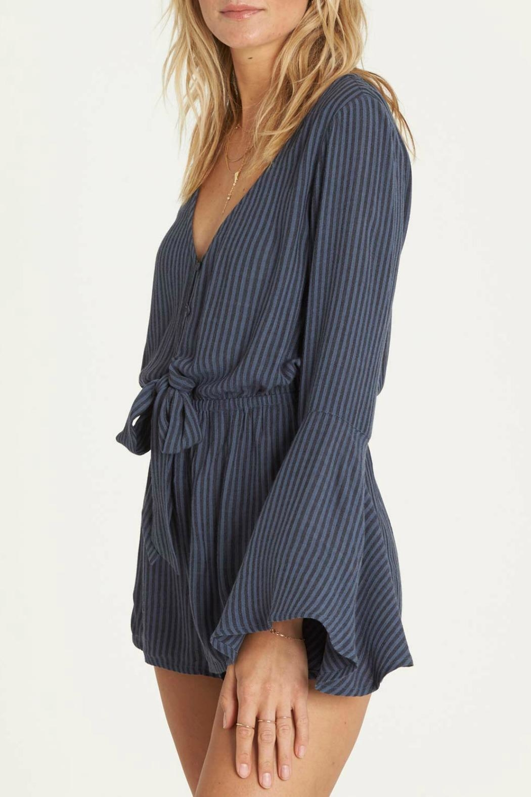 ad1946195584 Billabong Stripe Romper from Minnesota by The Vintage Gypsy — Shoptiques