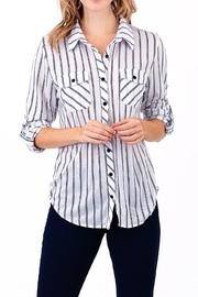 Passport Stripe Shirt - Product Mini Image