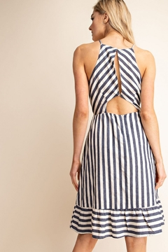 Gilli  Stripe Short Dress - Alternate List Image