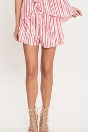 L'atiste Stripe Shorts - Product Mini Image