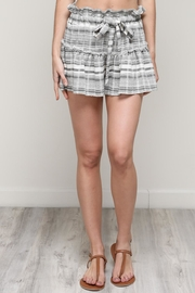 Mustard Seed Stripe Shorts - Other