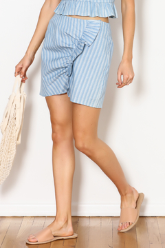 Everly Stripe Skirt Set - Product List Image