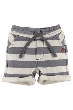 Babyface Stripe Sweat Short - Product List Image