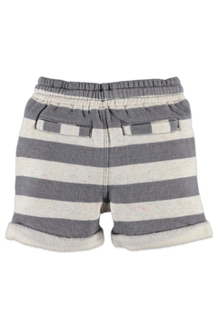 Babyface Stripe Sweat Short - Alternate List Image