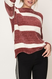 HYFVE Stripe Sweater - Product Mini Image