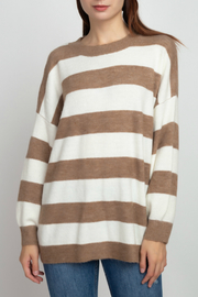 Dreamers Stripe sweater - Product Mini Image
