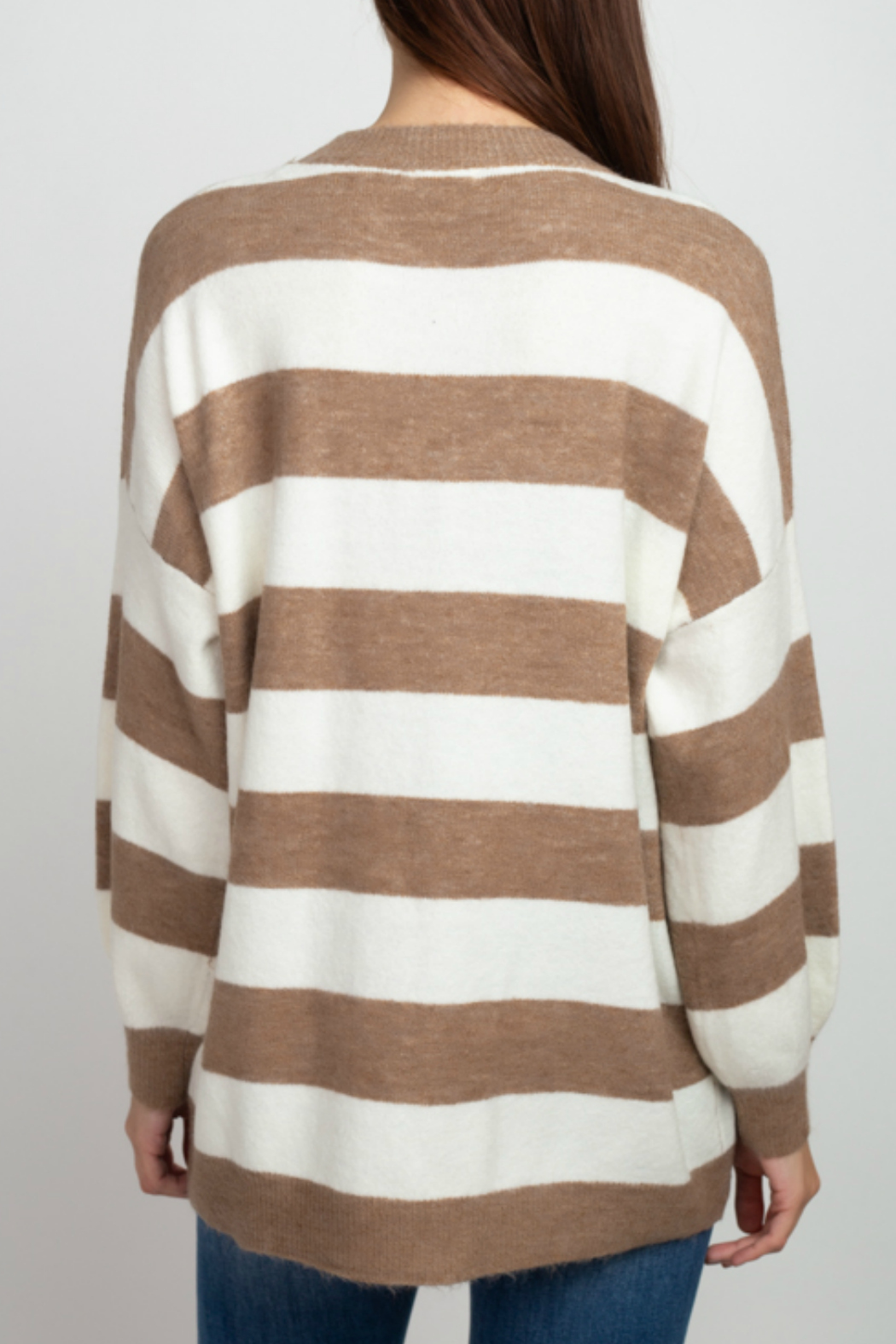 Dreamers Stripe sweater - Front Full Image