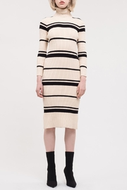 J.O.A. Stripe Sweater Dress - Product Mini Image