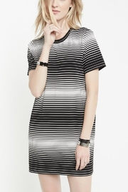 Fifteen Twenty Stripe T-Shirt Dress - Front cropped