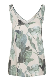 Tribal Floral Tank - Front full body