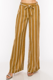 HYFVE Stripe Tie Pants - Product Mini Image