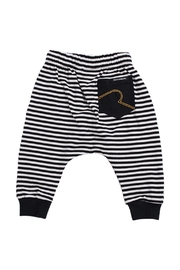 Rock Your Baby Stripe Trousers - Front full body