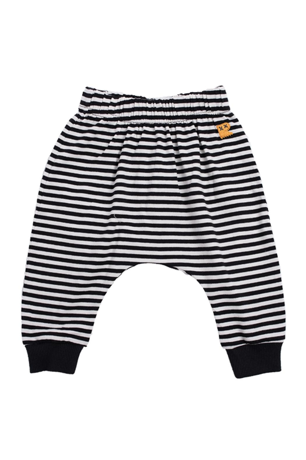 Rock Your Baby Stripe Trousers - Main Image