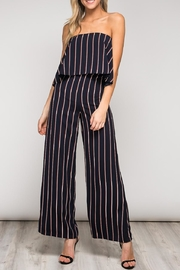 Do & Be Stripe Tube Jumper - Product Mini Image