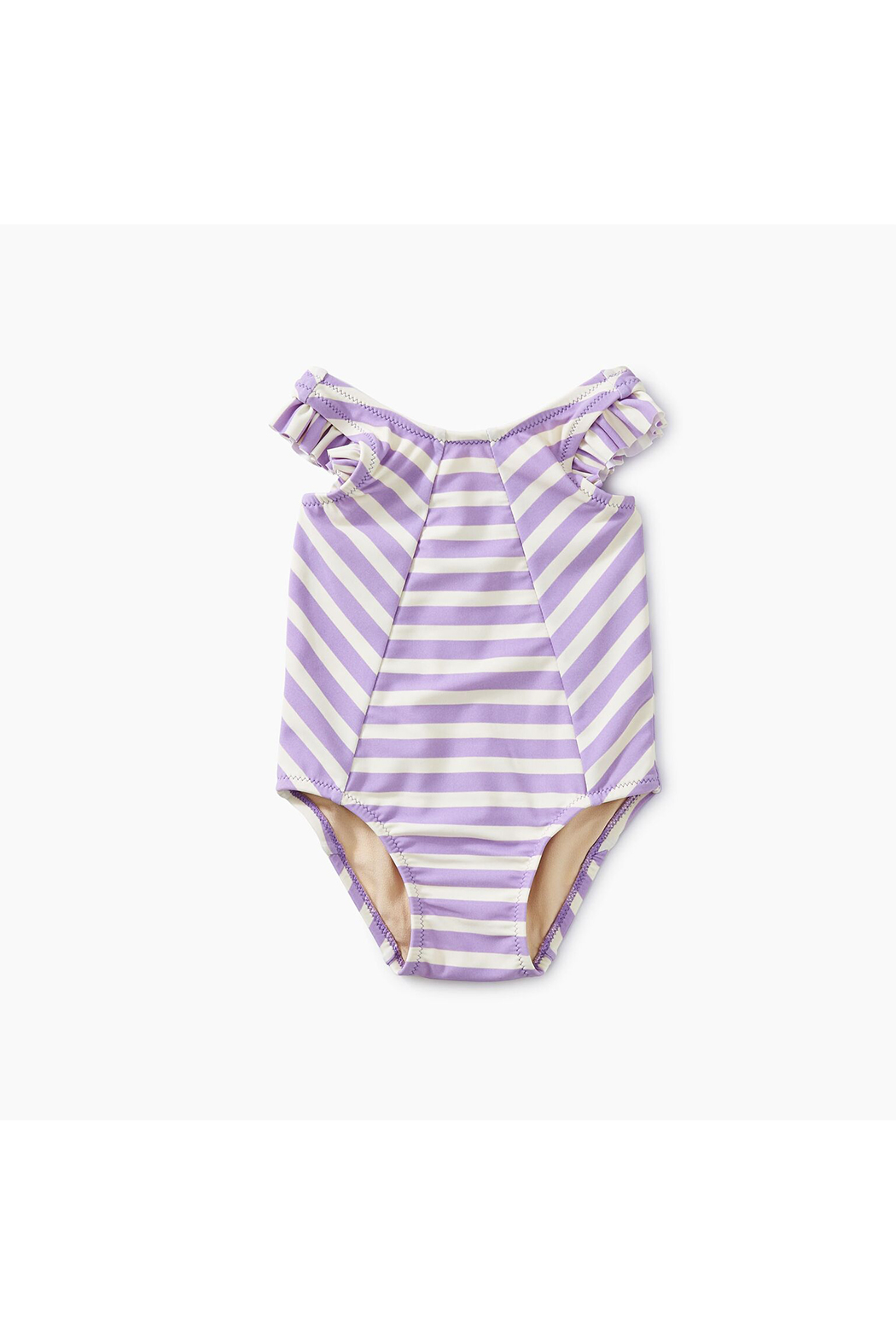 Tea Collection Striped Baby One-Piece - Main Image