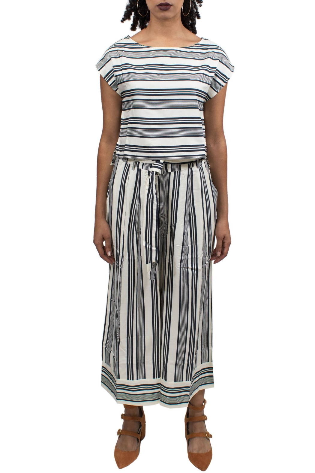 Native Youth Striped Bay Top - Main Image