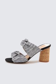 Dolce Vita Striped Block Heel - Product Mini Image