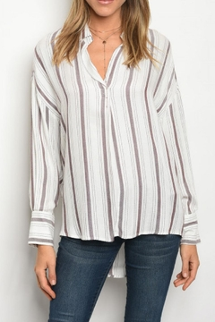 Shoptiques Product: Striped Blouse