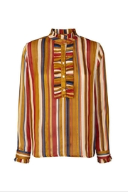 LOLLYS LAUNDRY Striped Blouse - Product Mini Image