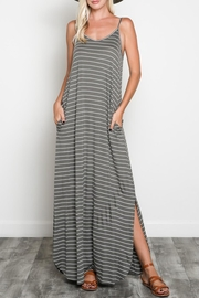 Wishlist Striped Cami Maxi - Product Mini Image