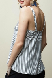 12pm by Mon Ami Striped Cami Top - Side cropped