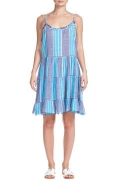 Elan Striped Coverup Dress - Product List Image