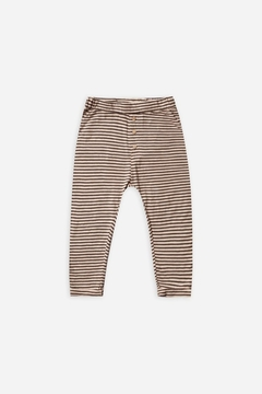 Rylee & Cru Striped Cru Pant - Product List Image