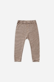 Rylee & Cru Striped Cru Pant - Front cropped