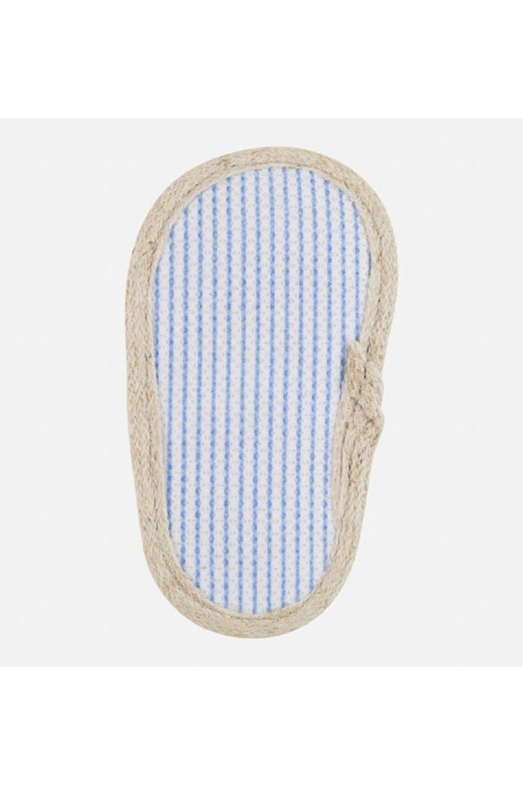 Mayoral Striped Espadrille - Back Cropped Image