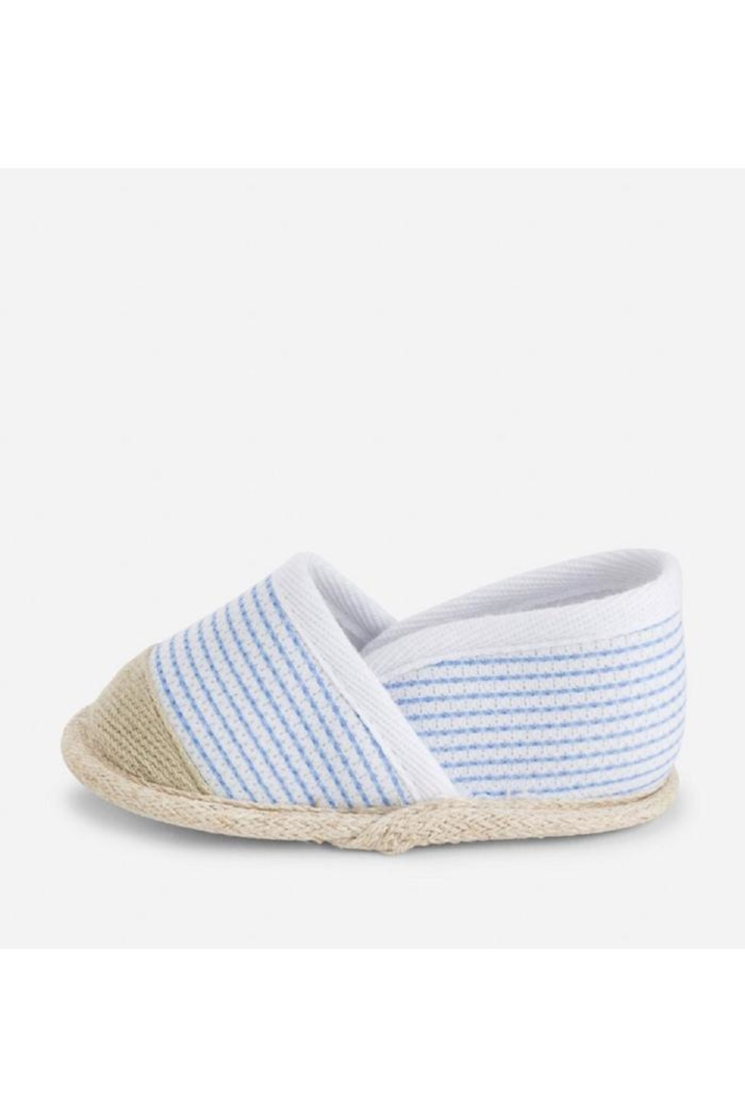 Mayoral Striped Espadrille - Side Cropped Image
