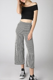Hey  Striped Flowy Pant - Product Mini Image
