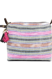 Jadetribe Striped Handmade Bag - Product Mini Image