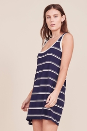BB Dakota Striped Jersey Dress - Product Mini Image