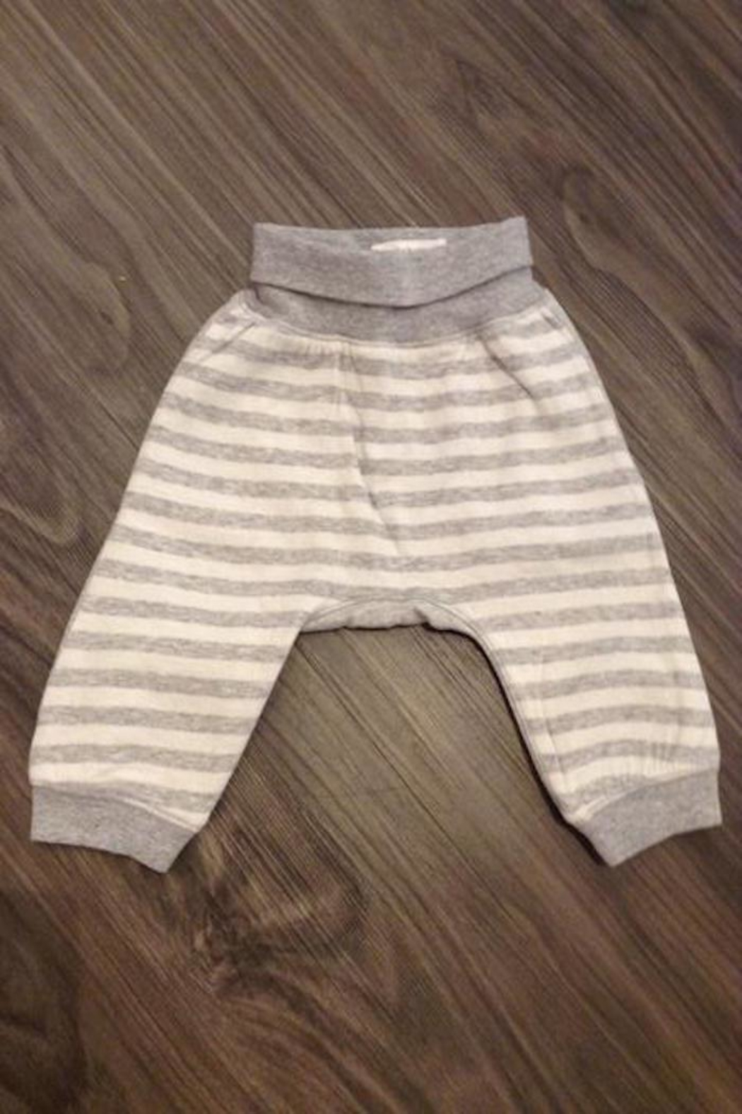 Belly Button Striped Joggers - Main Image