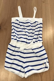 Petit Bateau Striped Jumper - Front cropped