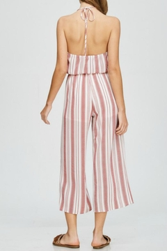 Emory Park Striped Jumpsuit - Alternate List Image