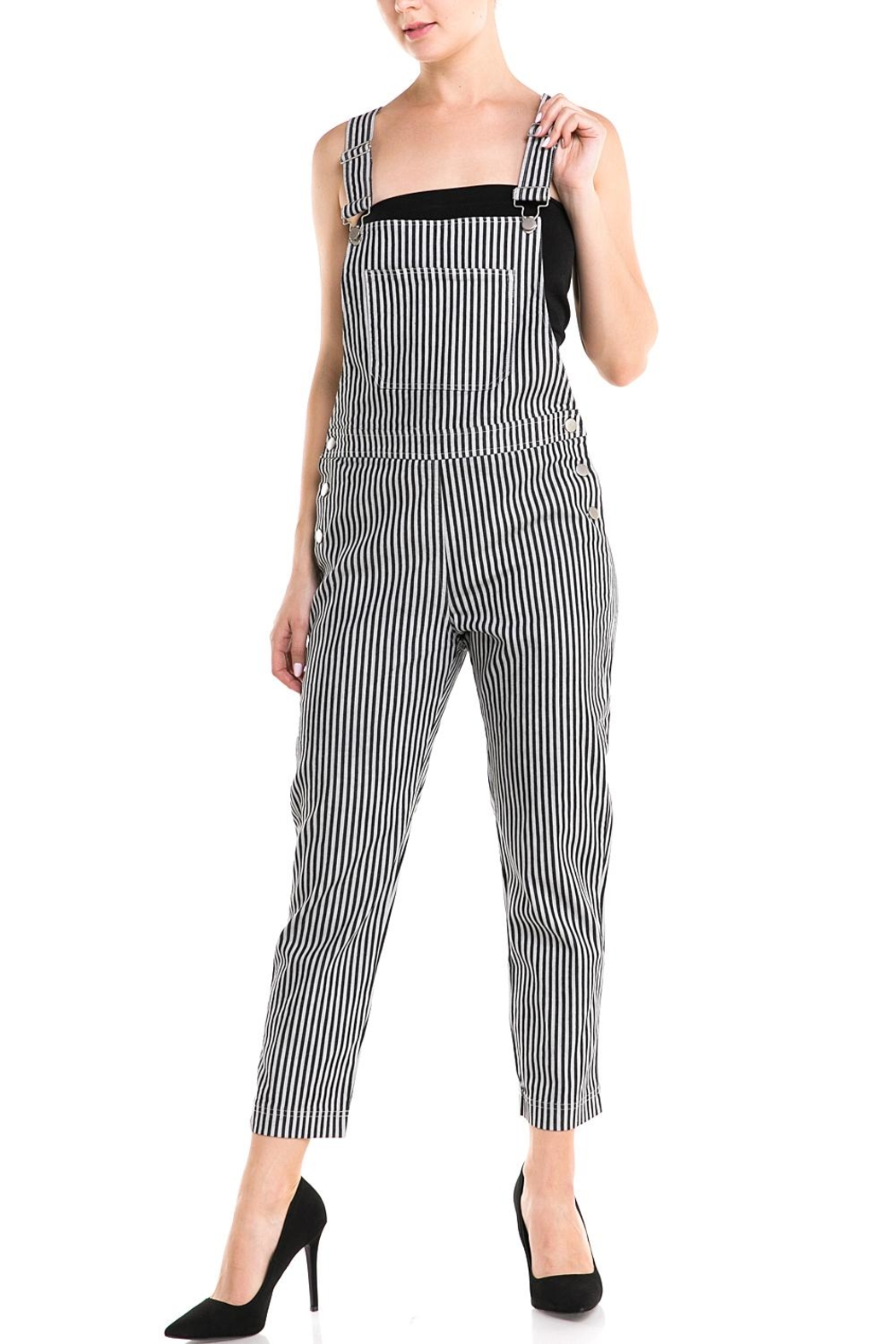 43995647f103f storia Striped Jumpsuit from New York by Dor L Dor — Shoptiques