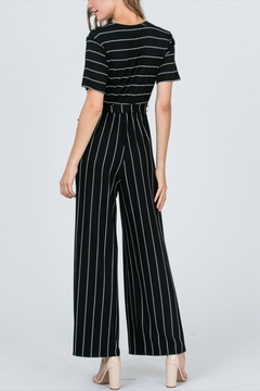 Ces Femme Striped Jumpsuit - Alternate List Image