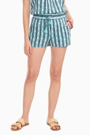 Southern Tide Striped Kayla Short - Product Mini Image
