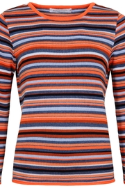 Skovhuus Striped Knit Pullover - Product Mini Image