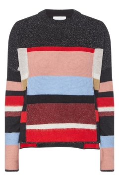 HUGO BOSS Striped  Knited Sweater - Alternate List Image