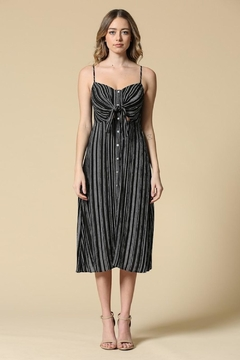 Illa Illa Striped Knot Midi - Alternate List Image