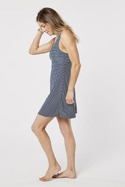 Carve Designs Striped Lajolla Dress - Front full body