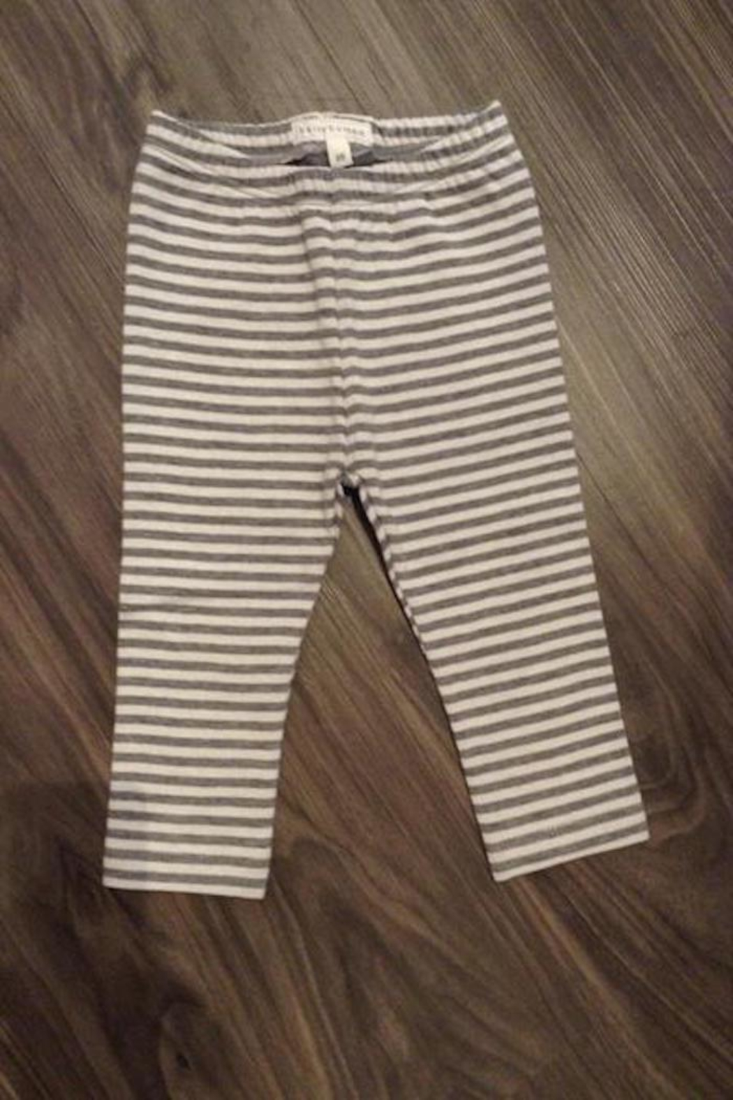 Belly Button Striped Leggings - Main Image